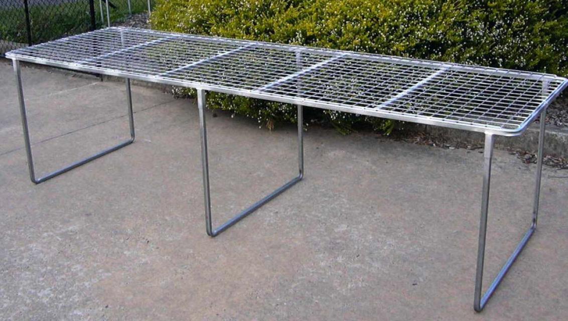 Propagation Bench Part - 28: Flat Bench 610mm (various Lengths)