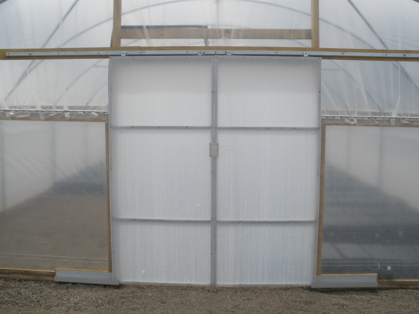 Greenhouse Wiggle Wire Installation | Greenhouse Parts And Extras For The Glasshouse Company Australia